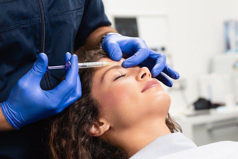 Faltenbehandlung mit Botox® in Baden-Baden